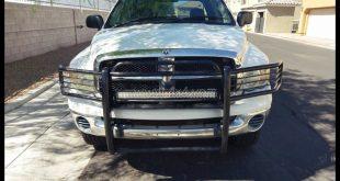 Đèn led bar độ đẹp và chất cho xe hơi, xe bán tải ở Tp.HCM